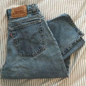 Levi's Jeans - Vintage Levi's 550 Jeans